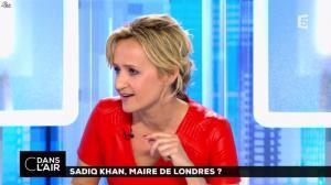 Caroline Roux dans C dans l'Air - 07/05/16 - 30