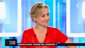 Caroline Roux dans C dans l Air - 07/05/16 - 31