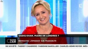 Caroline Roux dans C dans l Air - 07/05/16 - 46