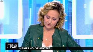 Caroline Roux dans C dans l Air - 28/04/16 - 01