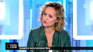 Caroline Roux dans C dans l Air - 28/04/16 - 02