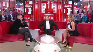 Caroline Roux dans Vivement Dimanche - 06/03/16 - 04
