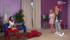 Caterina Balivo dans Detto Fatto Sabato - 16/05/15 - 03