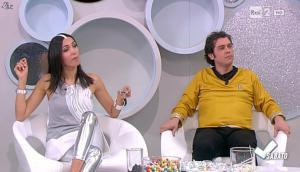 Caterina Balivo dans Detto Fatto Sabato - 23/05/15 - 08
