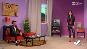 Caterina Balivo dans Detto Fatto Sabato - 25/04/15 - 01