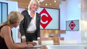 Catherine Ceylac dans C à Vous - 27/05/16 - 01
