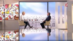 Catherine Ceylac dans The ou Cafe - 17/04/16 - 02