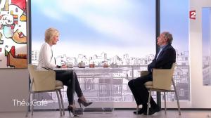 Catherine Ceylac dans The ou Cafe - 17/04/16 - 04