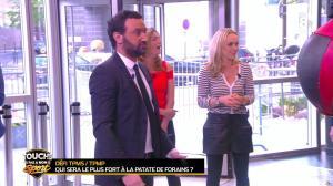 Cécile De Menibus dans Touche pas à mon Sport - 12/04/16 - 04