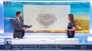 Céline Moncel dans Premiere Edition - 13/05/16 - 01