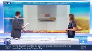 Céline Moncel dans Première Edition - 13/05/16 - 02