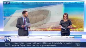 Céline Moncel dans Première Edition - 13/05/16 - 03