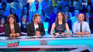 Charlotte Namura dans L Hebdo Show - 27/05/16 - 01
