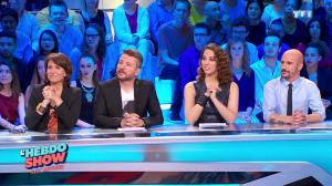 Charlotte Namura dans L Hebdo Show - 27/05/16 - 05