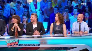 Charlotte Namura dans l'Hebdo Show - 27/05/16 - 06