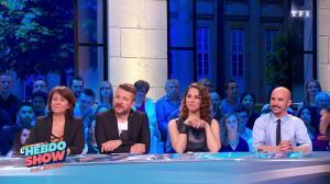 Charlotte Namura dans L Hebdo Show - 27/05/16 - 07