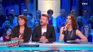 Charlotte Namura dans l'Hebdo Show - 27/05/16 - 08