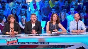 Charlotte Namura dans L Hebdo Show - 27/05/16 - 09