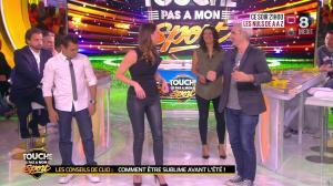 Clio Pajczer et Estelle Denis dans Touche pas à mon Sport - 29/04/16 - 06