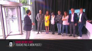 Clio Pajczer dans Touche pas à mon Poste - 16/06/16 - 01