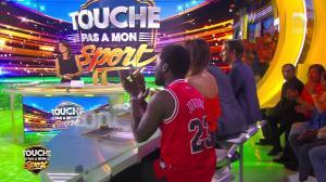 Clio Pajczer dans Touche pas à mon Sport - 07/06/16 - 01