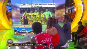 Clio Pajczer dans Touche pas à mon Sport - 07/06/16 - 06