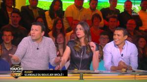 Clio Pajczer dans Touche pas à mon Sport - 26/04/16 - 11