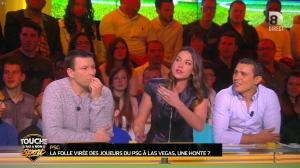 Clio Pajczer dans Touche pas à mon Sport - 26/04/16 - 14