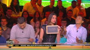 Clio Pajczer dans Touche pas à mon Sport - 26/04/16 - 17