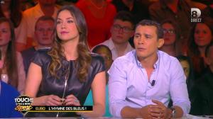 Clio Pajczer dans Touche pas à mon Sport - 26/04/16 - 28