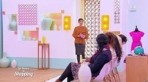 Cristina Cordula et Candidates dans les Reines du Shopping - 08/01/16 - 10
