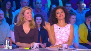 Elisabeth Bost et Aida Touihri dans le Grand 8 - 26/05/16 - 07