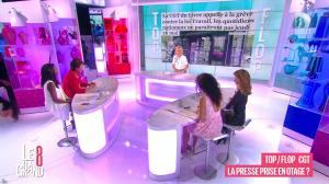 Elisabeth Bost, Laurence Ferrari, Hapsatou Sy et Aïda Touihri dans le Grand 8 - 26/05/16 - 16