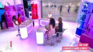 Elisabeth Bost, Laurence Ferrari, Hapsatou Sy et Aïda Touihri dans le Grand 8 - 26/05/16 - 20