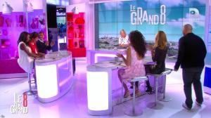 Elisabeth Bost, Laurence Ferrari, Hapsatou Sy et Aida Touihri dans le Grand 8 - 26/05/16 - 22