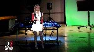 Elisabeth Bost dans le Grand 8 - 21/03/16 - 12