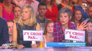 Enora Malagré dans Touche pas à mon Poste - 03/11/15 - 08