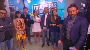 Erika Moulet et Clio Pajczer dans Touche pas à mon Poste - 18/04/16 - 03