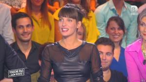 Erika Moulet dans Touche pas à mon Poste - 01/10/15 - 04