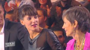 Erika Moulet dans Touche pas à mon Poste - 01/10/15 - 05