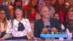 Erika Moulet dans Touche pas à mon Poste - 03/06/16 - 03