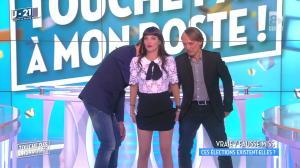 Erika Moulet dans Touche pas à mon Poste - 03/06/16 - 05