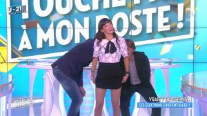 Erika Moulet dans Touche pas à mon Poste - 03/06/16 - 06