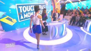 Erika Moulet dans Touche pas à mon Poste - 04/02/16 - 03
