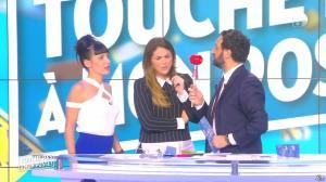 Erika Moulet dans Touche pas à mon Poste - 04/02/16 - 04