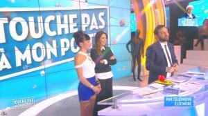 Erika Moulet dans Touche pas à mon Poste - 04/02/16 - 05