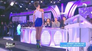 Erika Moulet dans Touche pas à mon Poste - 04/02/16 - 09
