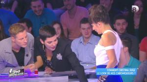 Erika Moulet dans Touche pas à mon Poste - 04/02/16 - 12