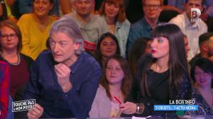 Erika Moulet dans Touche pas à mon Poste - 05/04/16 - 02