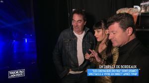 Erika Moulet dans Touche pas à mon Poste - 15/04/16 - 01